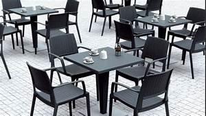 Chaise Terrasse Professionnel : mobilier de bar d occasion mobilier bar d occasion sur enperdresonlapin ~ Teatrodelosmanantiales.com Idées de Décoration