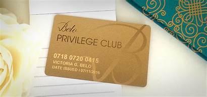 Privilege Belo Card Medical Club Welcome