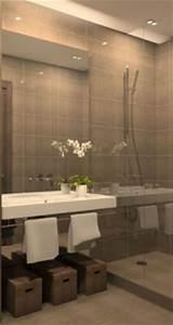 Salle De Bain à L Italienne : salle de bain avec douche l 39 italienne salle de bain ~ Dailycaller-alerts.com Idées de Décoration