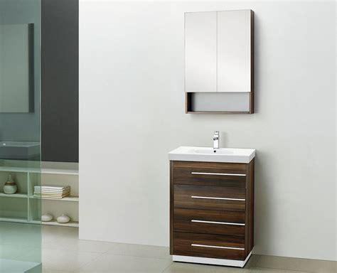 Adornus Carlo 30 Inch Modern Bathroom Vanity All Wood Vanity