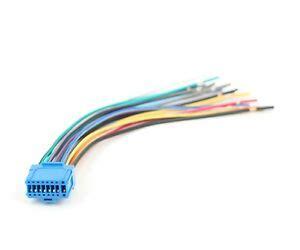 xtenzi wire harness radio for pioneer avh p7500dvd avh p7600dvd avh p5900dvd 86200004086 ebay