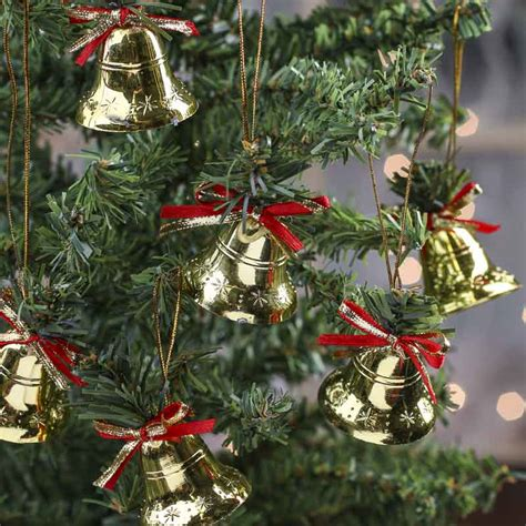small brass bell christmas ornaments christmas ornaments christmas  winter holiday crafts