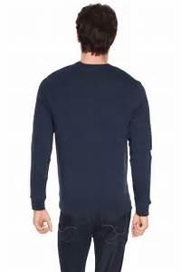 Sweat De Marque Homme : vicomte arthur sweat shirt sweathva pas16 bleu marine ~ Melissatoandfro.com Idées de Décoration