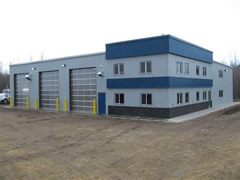 olympia steel buildings  canada  storage building