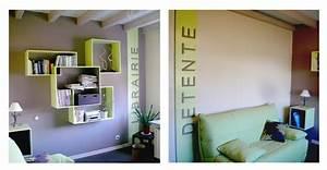 Idée Déco Bureau Maison : d coration dun bureau de maison ~ Zukunftsfamilie.com Idées de Décoration