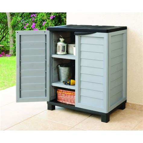 outdoor patio storage cabinet outdoor shelving storage best storage design 2017