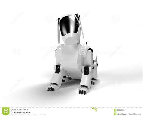 Robot Dog Royalty-free Stock Image