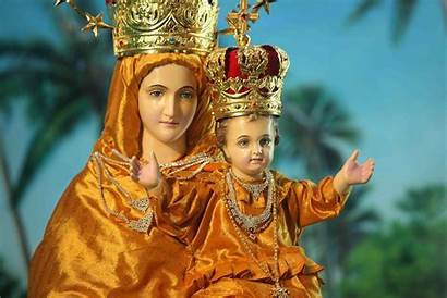 Mary Mother Virgin Blessed Wallpapers Velankanni 1080