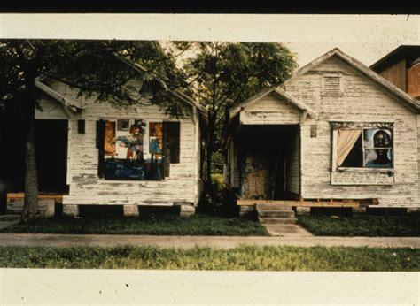 Rick Lowe Explains 'project Row Houses,' His Houston