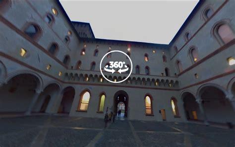 cortile della rocchetta sforzesco foto 360 cortile della rocchetta sforzesco