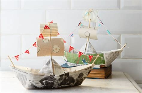 How To Make Your Paper Boat by How To Make A Paper Boat Goodtoknow