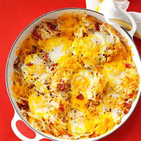 breakfast recipes sheepherder s breakfast recipe taste of home