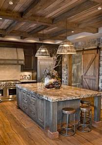 country themed kitchen ideas country style 13 rustic kitchen design ideas chuckiesblog