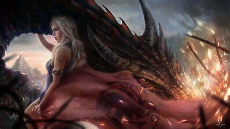 game  thrones daenerys targaryen dragon house