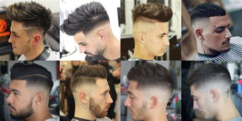 Men's Haircuts + Hairstyles 2019
