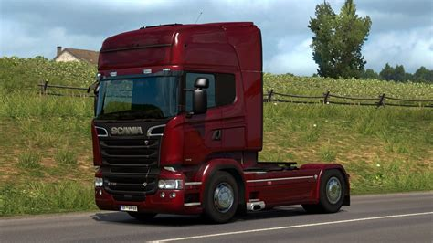 rjl scania r streamline modifications mod for truck simulator 2