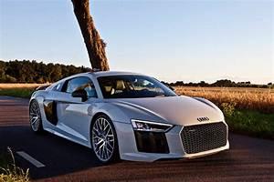 Audi R8 V10 Plus : gallery stunning suzuka grey metallic 2017 audi r8 v10 ~ Melissatoandfro.com Idées de Décoration