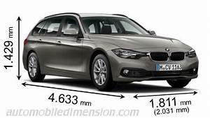 Longueur Bmw Serie 3 : dimensions des voitures bmw longueur x largeur x hauteur ~ Maxctalentgroup.com Avis de Voitures
