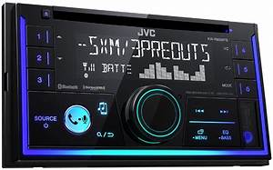 Jvc Double Din Bluetooth Car Stereo