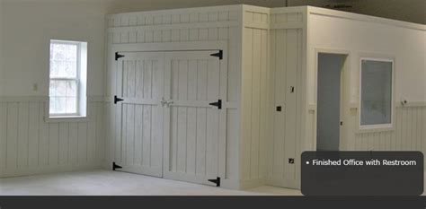 Drywall Wainscoting by Kistler Buildings Interior Finishes Drywall