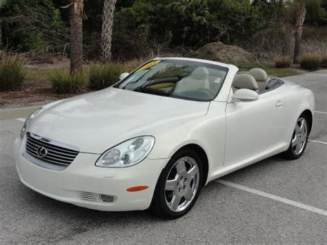 lexus coupe white convertible white lexus used cars in florida mitula cars