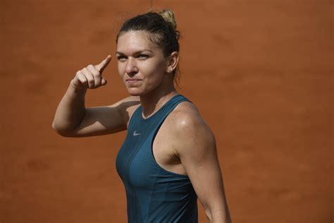 Romania's Simona Halep wins Roland Garros final   Romania Insider