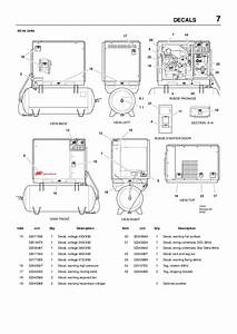 Broomwade Compressor Manual Electrical Diagram 6025
