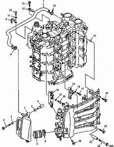 Mercury 115 2 Stroke Engine Diagram 2000