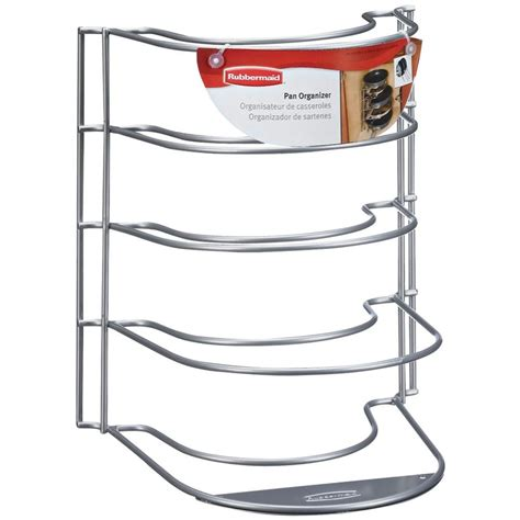 rubbermaid kitchen drawer organizer rubbermaid 9 5 in l x 10 in w x 12 in h metal in 4943