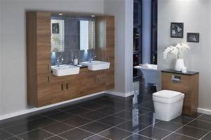 Salle De Bain Moderne 2017 : meuble salle de bain moderne en 40 id es qui revigoreront ~ Melissatoandfro.com Idées de Décoration