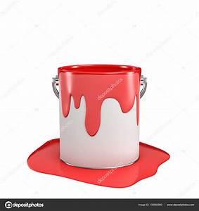 Ouvrir Un Pot De Peinture : rendu 3d d un pot de peinture pleine de peinture rouge avec certaines d 39 entre elles survol es au ~ Medecine-chirurgie-esthetiques.com Avis de Voitures