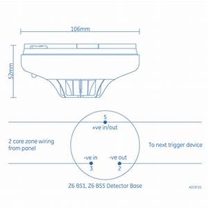Ziton Z620-582-3 Conventional Heat Detector - Conventional Smoke  U0026 Heat Devices - Supply