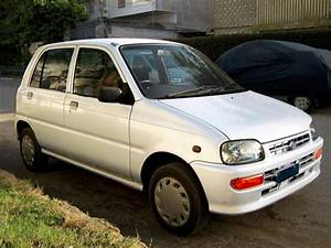 Daihatsu Mira Cuore 1998-2003 Service Repair Manual