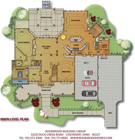custom house plans cincinnati custom home 39 s harbor cove