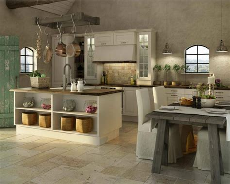 Decorating A Modern Mediterranean Kitchen-jerry Enos