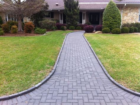 pictures of walkways with pavers best pavers for walkway paver walkway installation plano tx legacy custom pavers