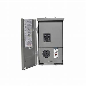 Connecticut Electric Psc 240v Rv Panel 30a