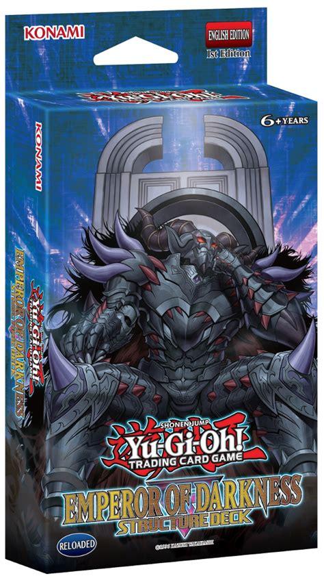 Emperor Of Darkness Structure Deck  Yugioh! Fandom