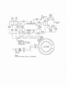 580 327130 Craftsman 3500 Watt Ac Generator