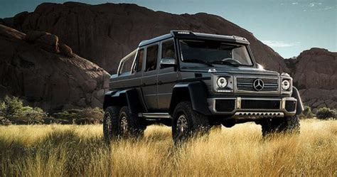 G Wagon Truck by Mercedes G Wagon Truck Reviews