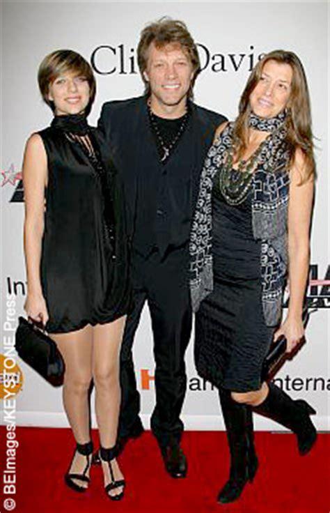 Bon Jovi Daughter Arrested For Overdose