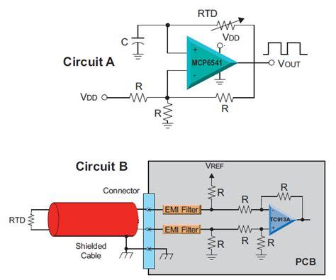Resistive Temperature Detector Rtd Developer Help