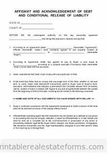 Acknowledging Closing Disclosure (FREE WORD PRINTABLE)