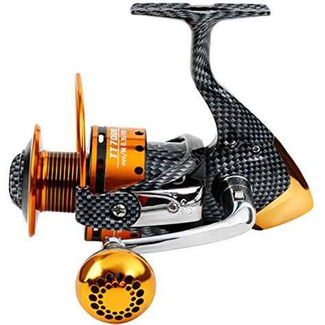 burning shark fishing reels  bb light  smooth