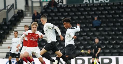 Late drama in Derby County Under-23s' clash with ...
