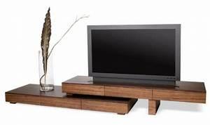 Meuble Tv Petit : le meuble tv design et style pour l 39 int rieur ~ Teatrodelosmanantiales.com Idées de Décoration