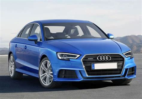 2020 Audi E by 2020 Audi A3 E Review Release Date