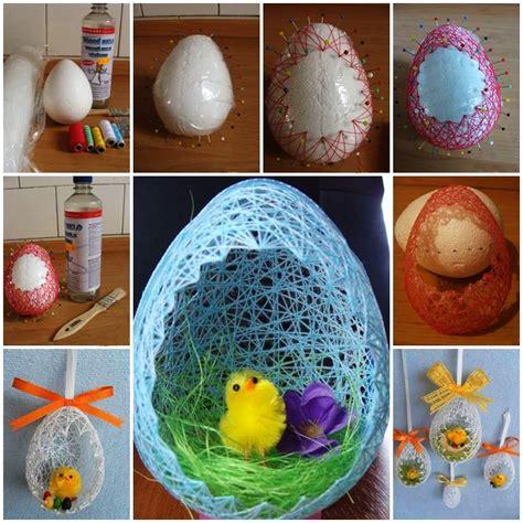 Oster Eierbecher Basteln easter diy decorations craftshady craftshady