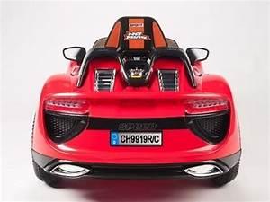 Voiture Playmobil Porsche : voiture jouet enfourcher porsche style 12v youtube ~ Melissatoandfro.com Idées de Décoration