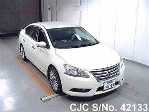 2015 Nissan Bluebird Sylphy Pearl For Sale